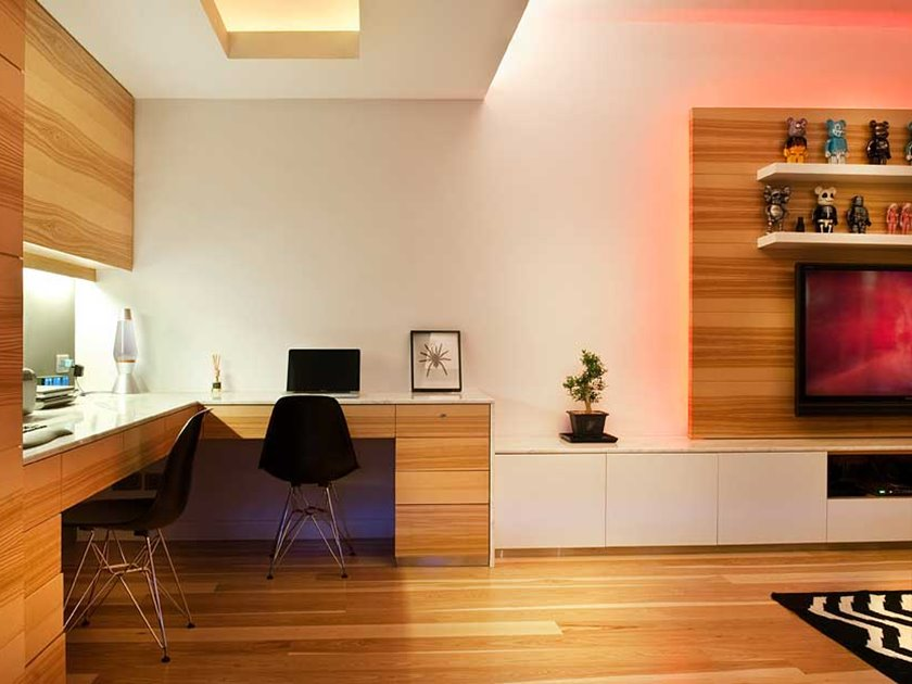 Luxury Wooden Flooring For Modern House