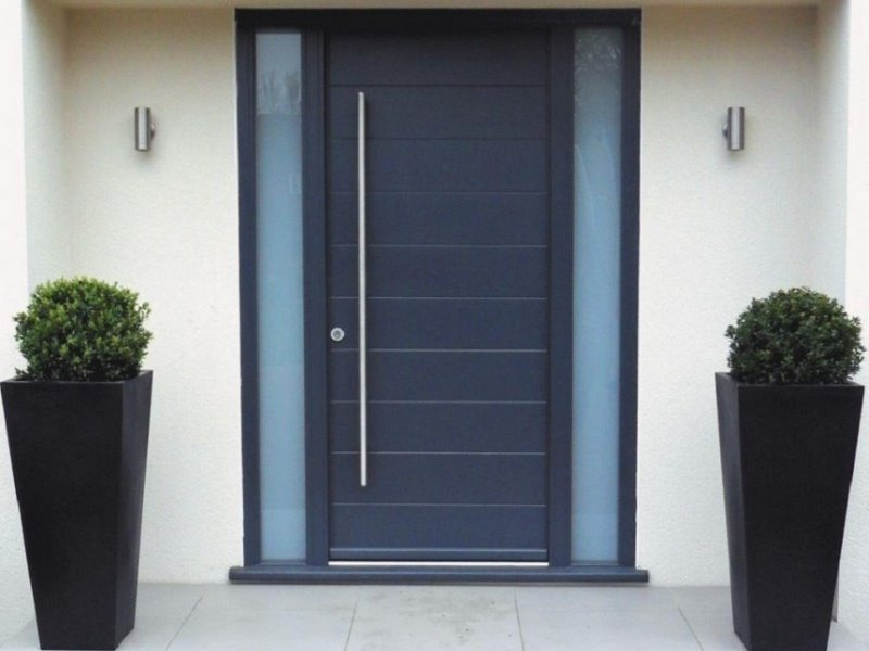 Minimalist Door Design For Front House