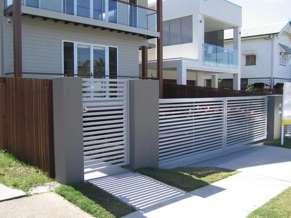 Minimalist Fence For Home Decor