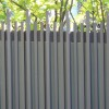Minimalist Fence Material Design Trends