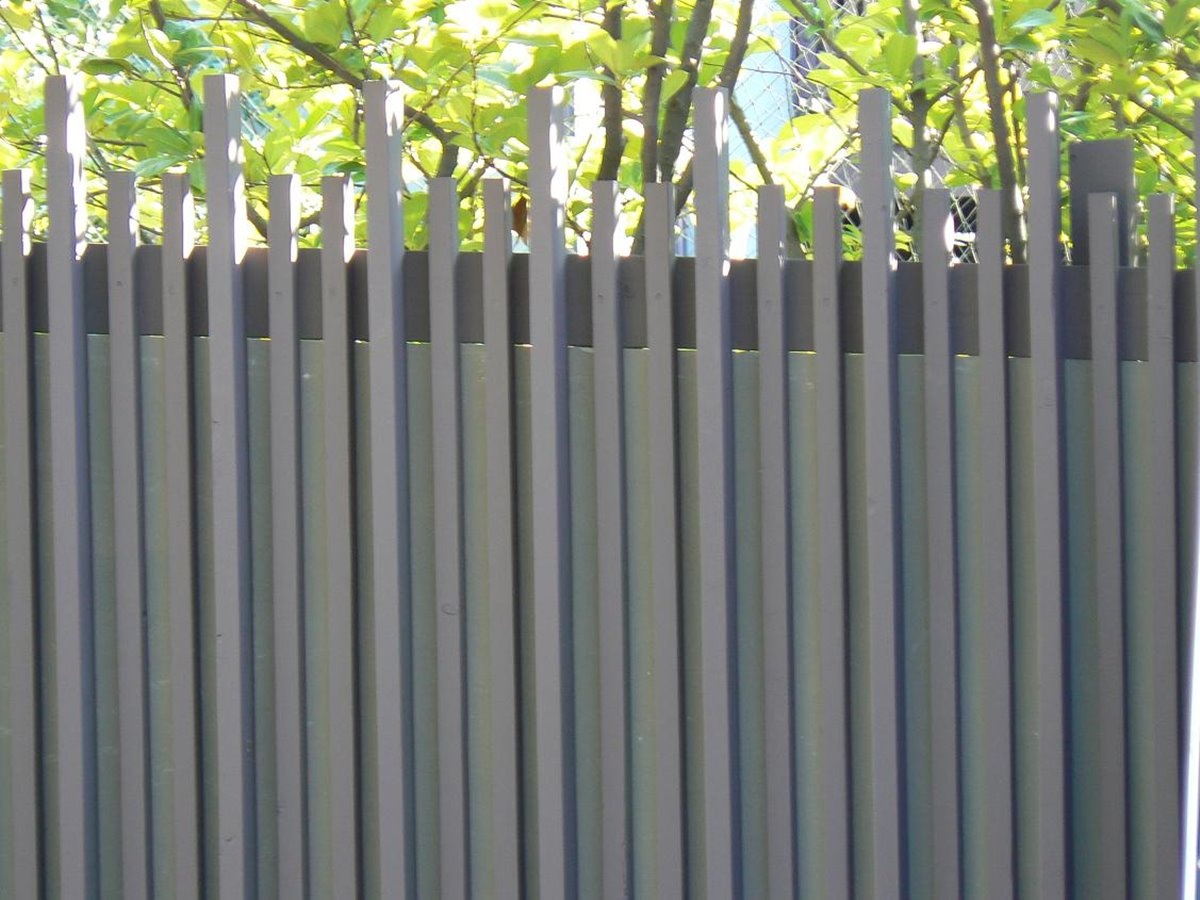 Some consideration in choosing minimalist home fence 4 for Minimalist house materials