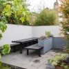 Minimalist Home Backyard Garden Design