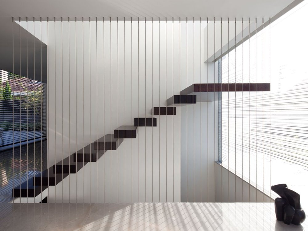 Minimalist Home Stairs Design Trends