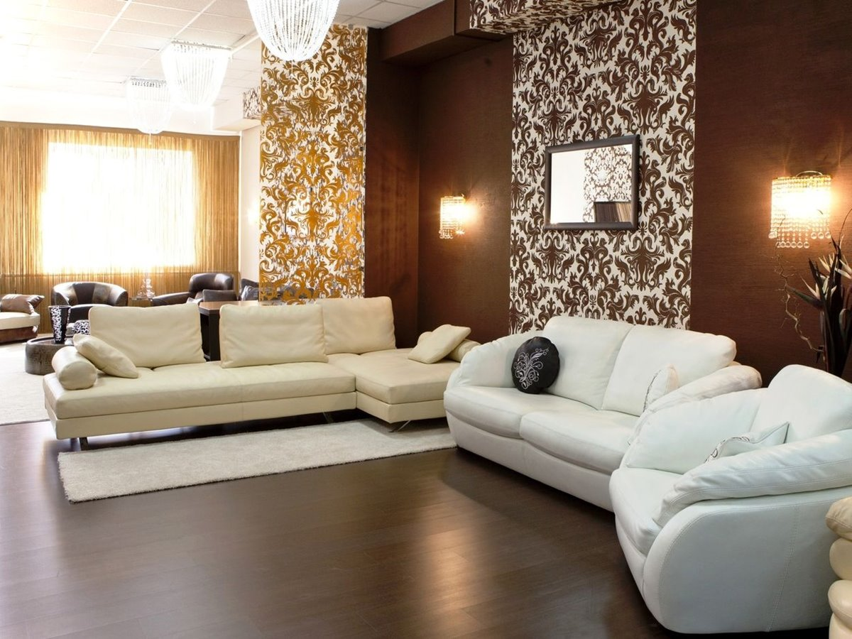 Modern Furniture For Luxury Living Room