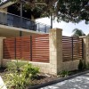 Modern Home Fence With Minimalist Design