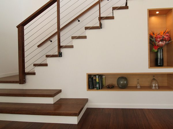 Modern Home Stairs With Minimalist Design