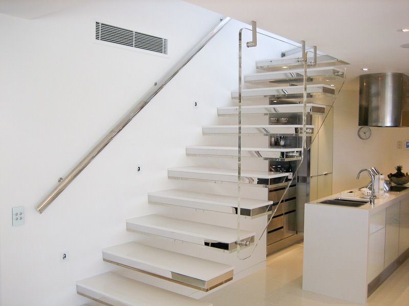 New Design Idea For Home Stairs