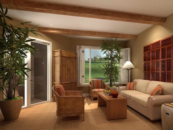Formal living room wall paint color combinations ideas 4 for Wall paint combination ideas