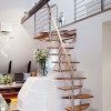 Simple Small Staircase Design Idea