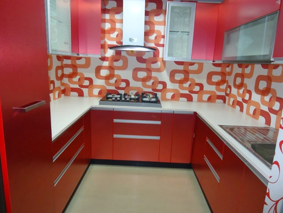 Small Modular Kitchen Design Picture 4 Home Ideas