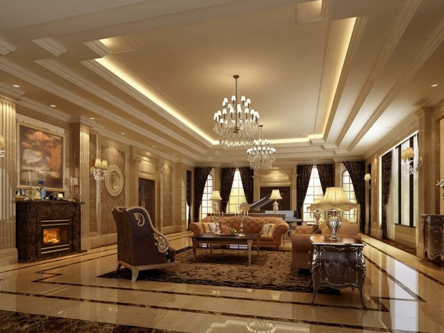 Tips To Create Luxury House Interior