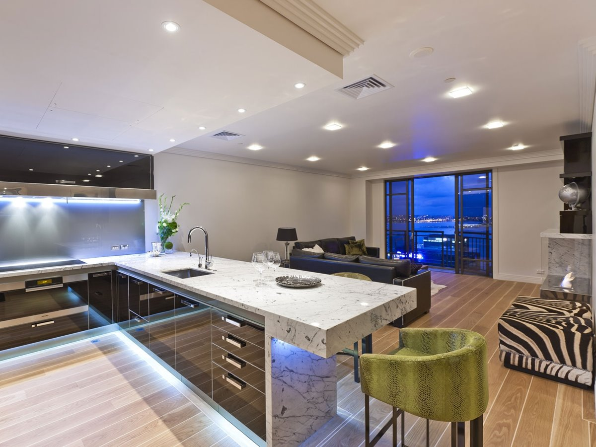 Genial Tips To Create Luxury Modern Kitchen