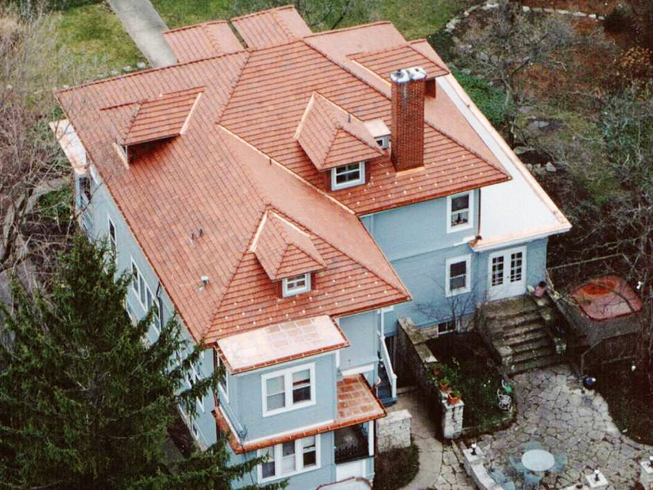Trend Clay Roof For Elegant House