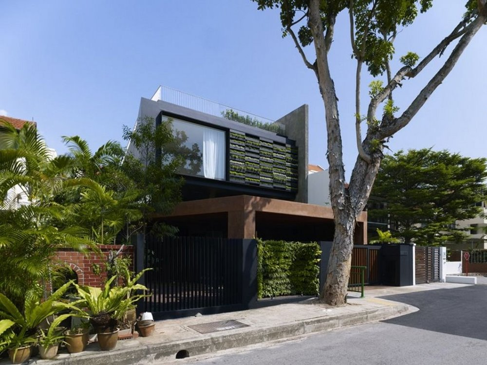 Tropical Minimalist Home Design Trends 2015 4 Home Ideas