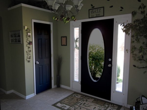 Beautiful Minimalist Home Door Design