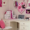 Beautiful White Bedroom Desk For Girls