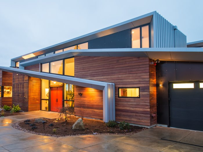 Best Modern House Roof Design Photo