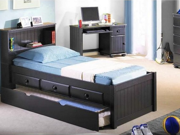 Minimalist boys bedroom furniture ideas 4 home ideas for Minimalist bedroom colors