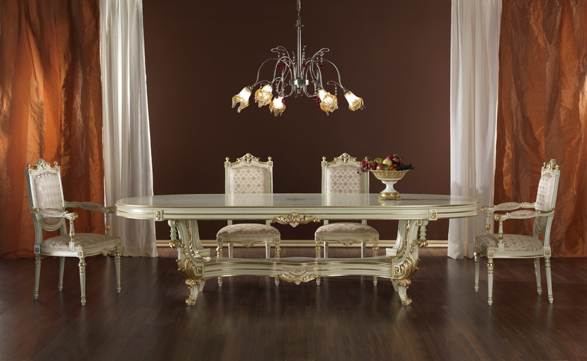 Brown Paint Color For Luxury Dining Room