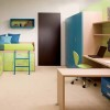 Child Bedroom Desk Color Selection