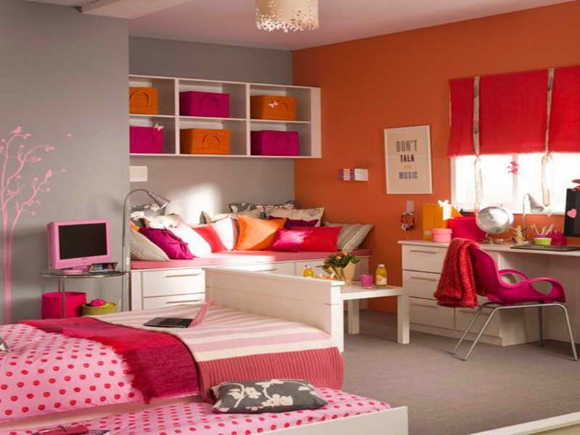 Easy tips to create girly bedroom decor 4 home ideas for Bedroom designs girly