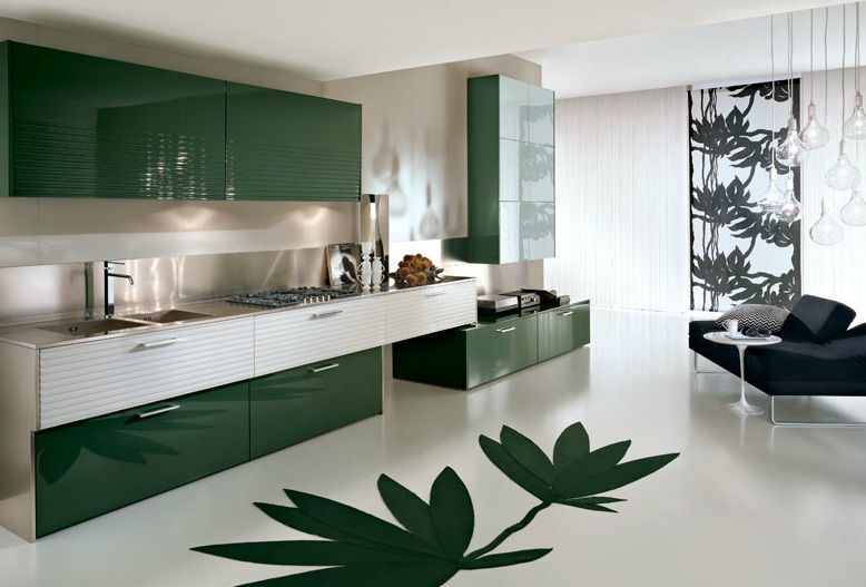 Decorating Ideas For Beautiful Modern Kitchen