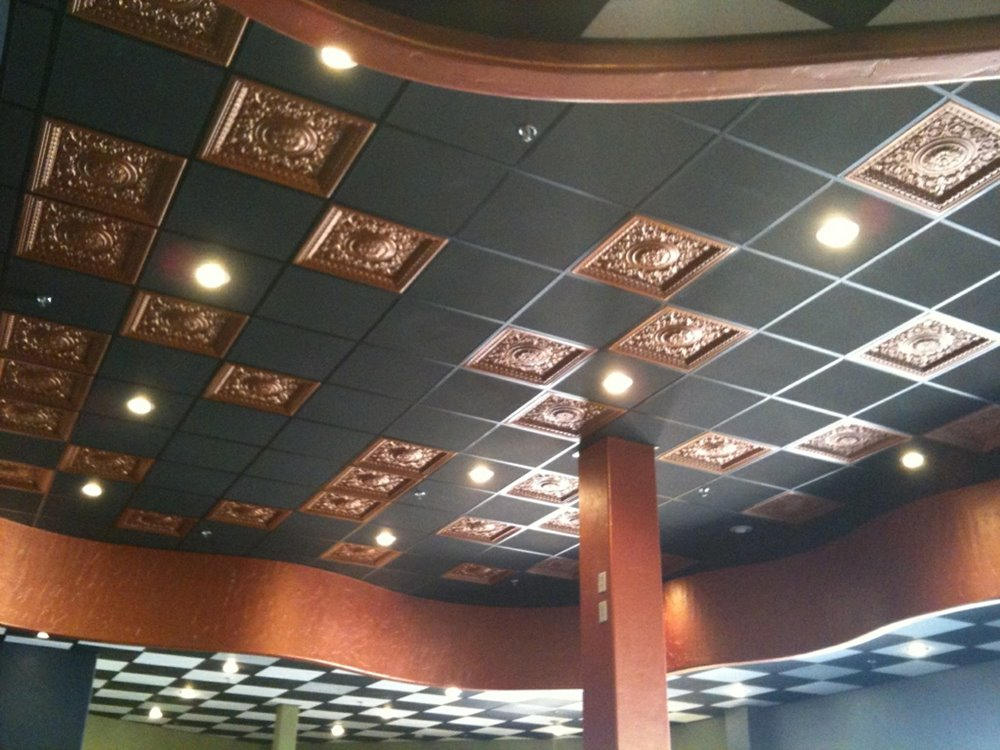 Decorative Home Ceiling Design Idea