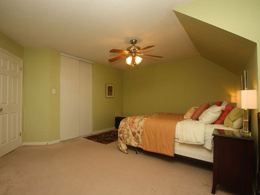 Elegant Basement Bedroom Paint Color