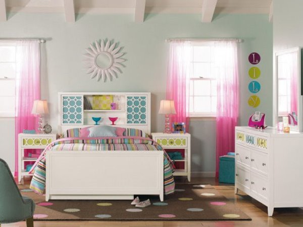 How To Create Beautiful Bedroom Color For Girls