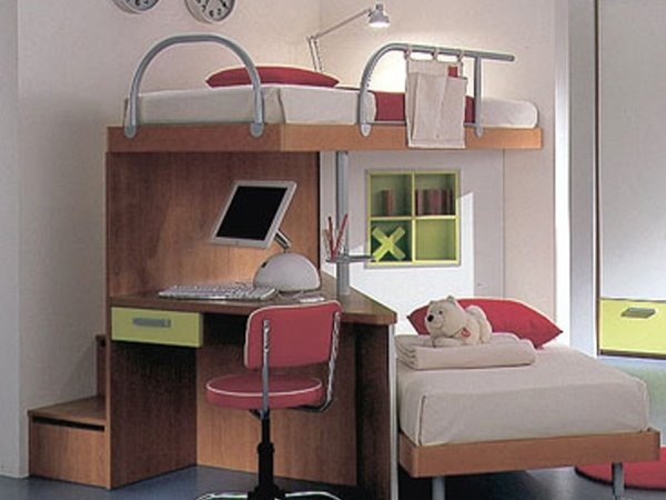 Desk Design Selection For Kids Bedroom Furniture | 4 Home Ideas
