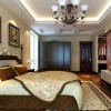 Luxury Bedroom Interior Decor Photo