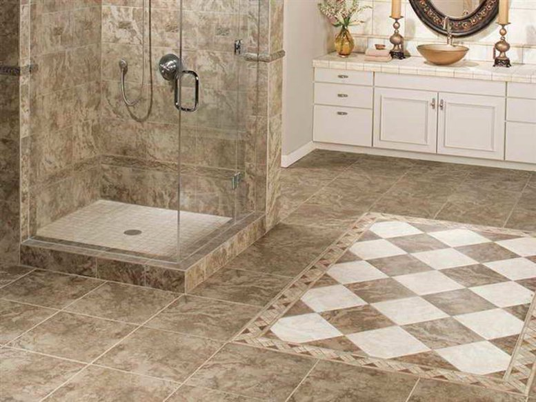 Luxury Ceramic Pattern For Beautiful Bathroom