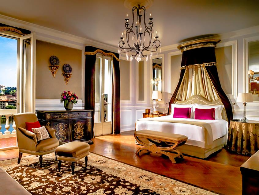 Luxury Classic Master Bedroom Design