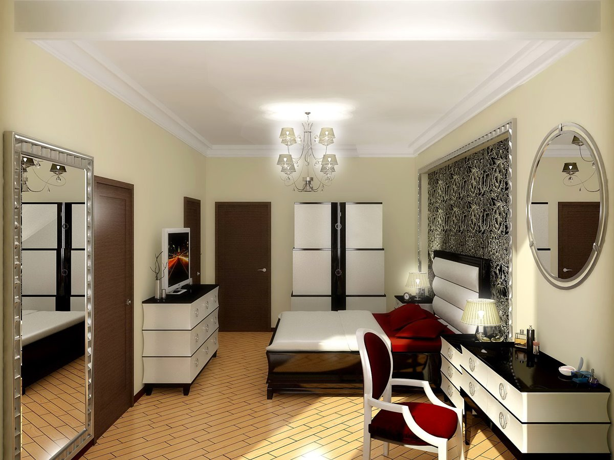 Luxury Dream House Decor In Small Room