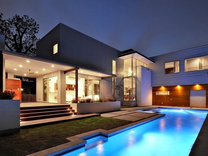 Elegant Luxury Dream House Facility Design