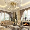 Luxury Living Room Ceiling Design
