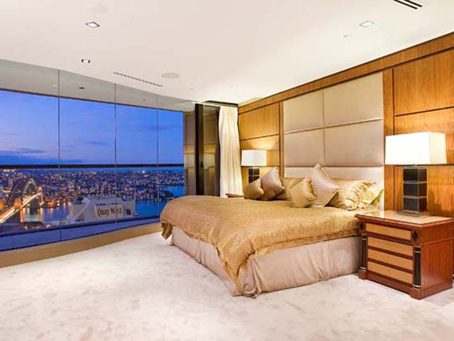 Luxury Main Bedroom With Beautiful View
