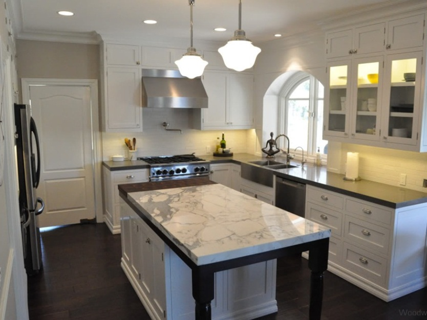 Luxury Modern Kitchen Lighting Design