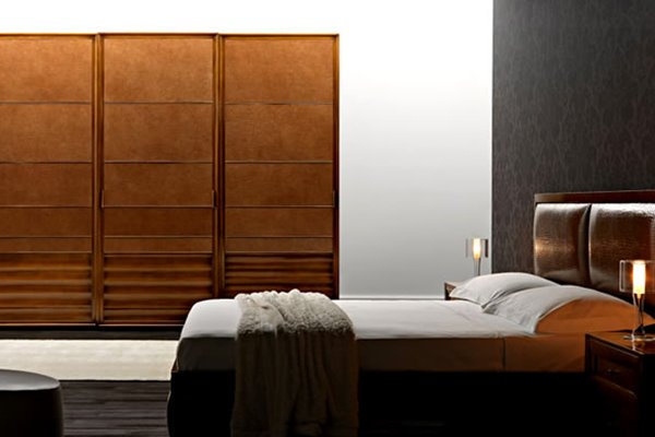 Luxury Wardrobe For Minimalist Bedroom
