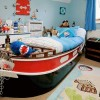 Marine Bedroom Design For Boys