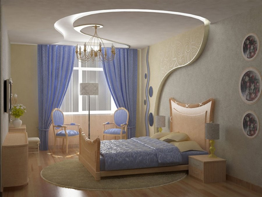 Minimalist Beautiful Curtains Design For Bedroom Decor