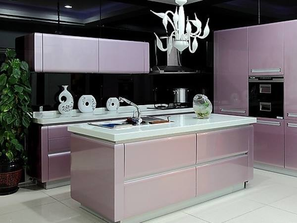 Minimalist Furniture For Luxury Modern Kitchen