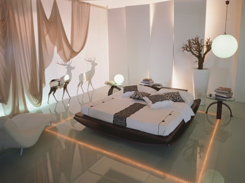 Luxury Master Bedroom With Minimalist Design - 2020 Ideas