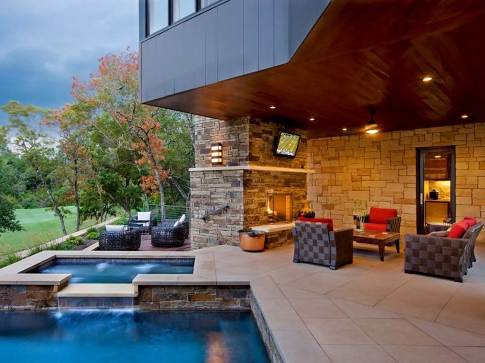 Modern Dream Home Exterior Layout