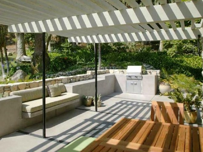 Modern Home Patio Furniture Decoration