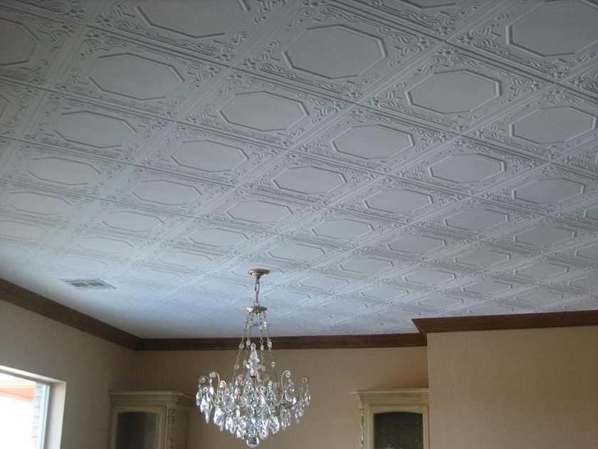 Nice Ceiling Design For Luxury House