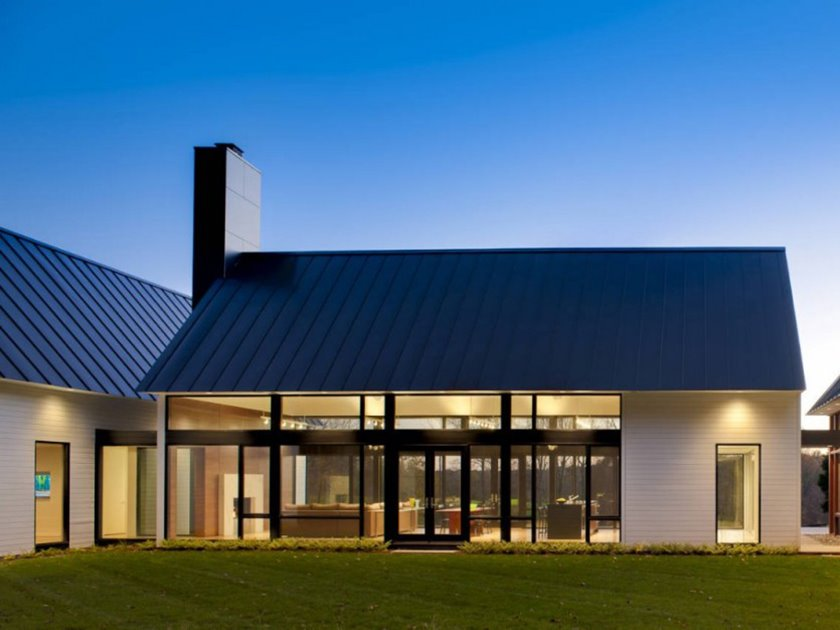 Tips to choose roof design for minimalist home 4 home ideas for Minimalist house roof