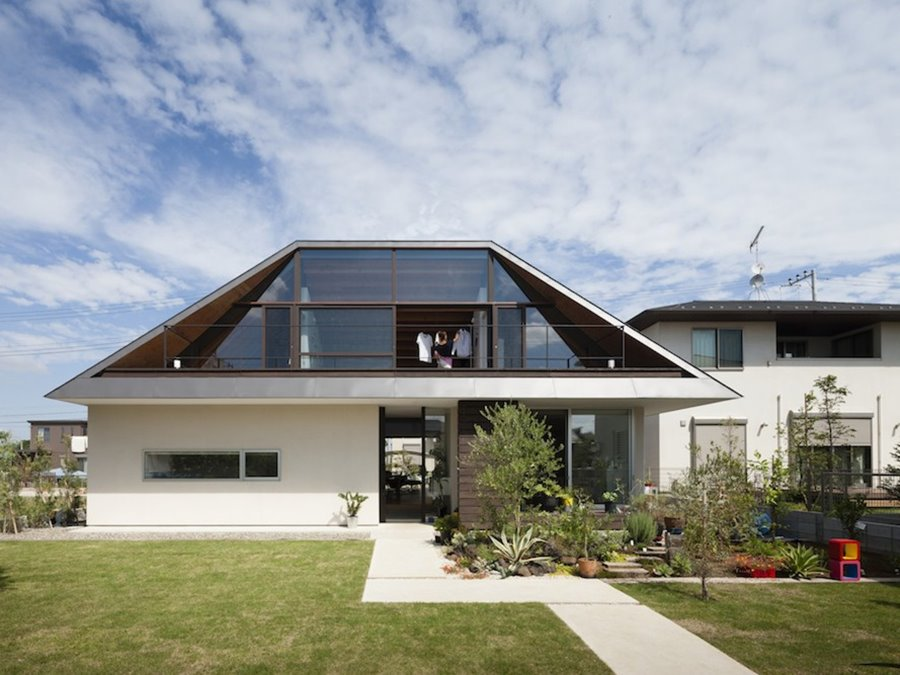 Trend Modern Home Roof Design