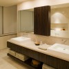 Trend Modern Minimalist Bathroom Model