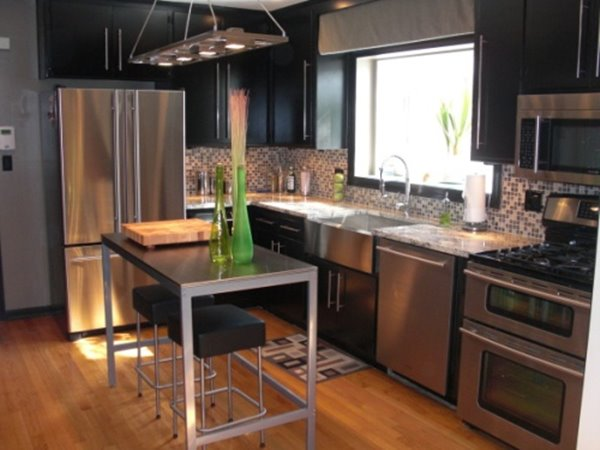 Vintage Modern Contemporary Kitchen Furniture